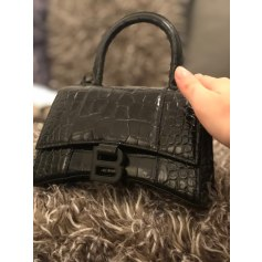 Leather Shoulder Bag Balenciaga