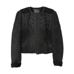 Leather Jacket Isabel Marant