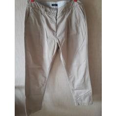 Pantalon droit la redoute creation  pas cher