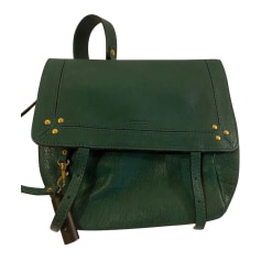 Borsa a tracolla in pelle Jerome Dreyfuss