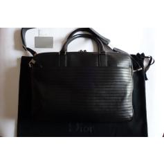 Briefcase, folder Dior