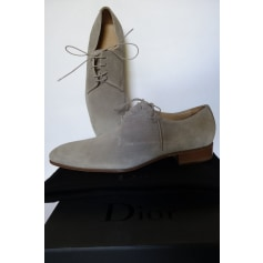 Lace Up Shoes Dior