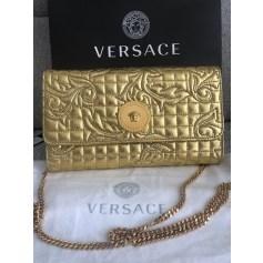 Handtasche Leder Versace