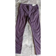 Pantalon slim Ikks  pas cher