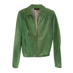 Leather Jacket Cotélac