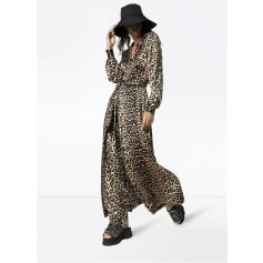 Robe longue Ganni  pas cher
