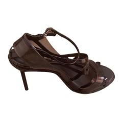 Sandales à talons Just Cavalli  pas cher