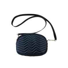Leather Shoulder Bag Maje