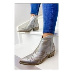 Santiags, bottines, low boots cowboy Fru.it  pas cher