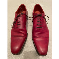 Chaussures à lacets Campanile  pas cher