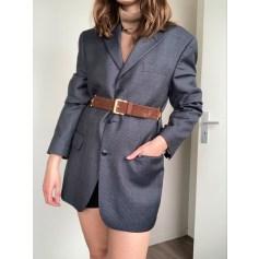 Blazer, veste tailleur Courrèges  pas cher