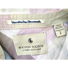 Chemise Maison Scotch  pas cher