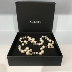 Sautoir Chanel  pas cher