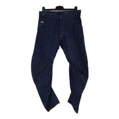 Jeans droit G-Star  pas cher