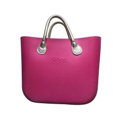 Leather Handbag O Bag