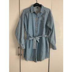 Robe en jeans H&M  pas cher