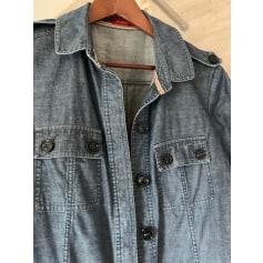 Robe en jeans Burberry  pas cher