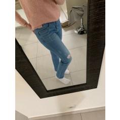 Jeans droit Promod  pas cher