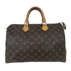 Stoffhandtasche Louis Vuitton Speedy