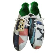 Chaussures à lacets  Arche  pas cher