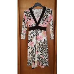 Robe mi-longue Amisu  pas cher