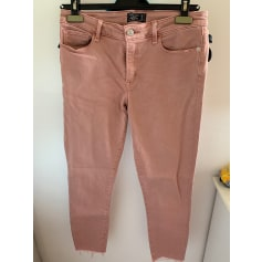 Jeans slim Abercrombie & Fitch  pas cher