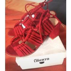 Sandales à talons Liberto  pas cher