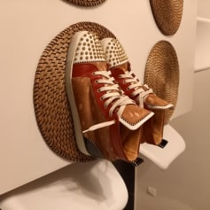 Baskets Christian Louboutin  pas cher