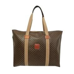 Non-Leather Oversize Bag Céline Triomphe