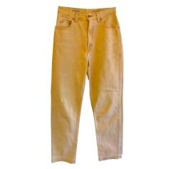 Jeans droit Banana Republic  pas cher