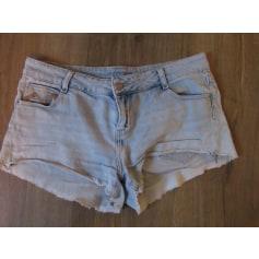 Short en jean School Rag  pas cher