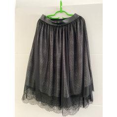 Jupe mi-longue Zara  pas cher