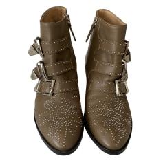 High Heel Ankle Boots Chloé Susanna