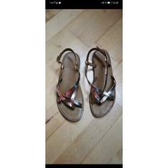 Sandales plates  Les Tropéziennes Par M. Belarbi  pas cher