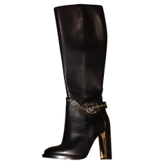 High Heel Boots Salvatore Ferragamo