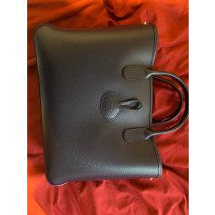 Sac à main en cuir Longchamp  pas cher