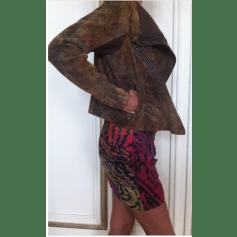 Jupe courte Diane Von Furstenberg  pas cher