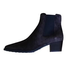 Bottines & low boots à talons Tod's  pas cher