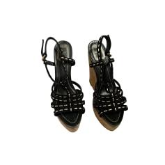 Wedge Sandals Dior