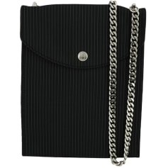 Sac pochette en tissu Jean Paul Gaultier  pas cher