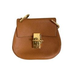 Leather Shoulder Bag Chloé Drew