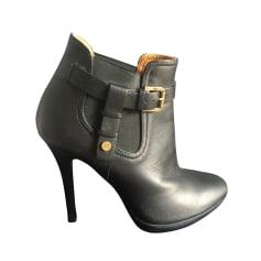 Bottines & low boots à talons Ralph Lauren  pas cher