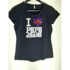 Top, tee-shirt Pepe Jeans  pas cher