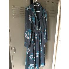 Robe longue Laura Clément  pas cher
