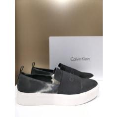 Mocassins Calvin Klein  pas cher