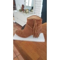 Santiags, bottines, low boots cowboy Catarina Martins  pas cher
