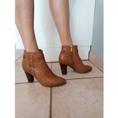 High Heel Ankle Boots Bocage