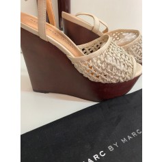 Sandales compensées Marc Jacobs  pas cher