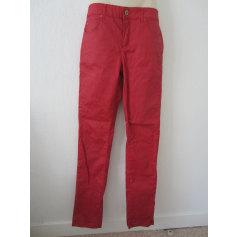 Jeans slim U Collection  pas cher