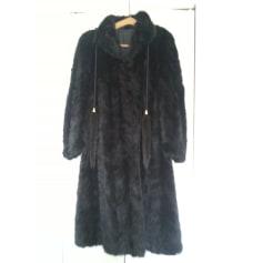 Manteau en fourrure Anaf  pas cher